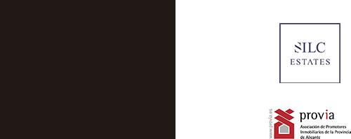Font del Llop, Silc Estates & Provia logos