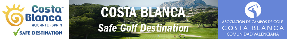Costa Blanca Safe Golf Destination